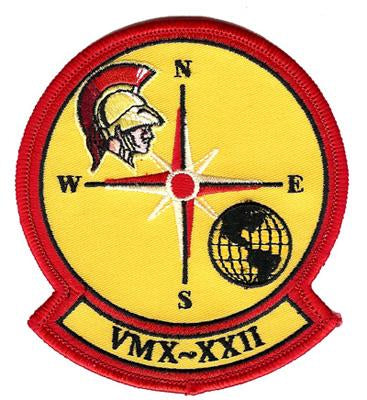 VMX-22 Argonauts- No Hook and Loop