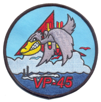US Navy VP-45 Pelicans- No Velcro
