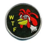 WTI-WTF  Chicken- With Velcro