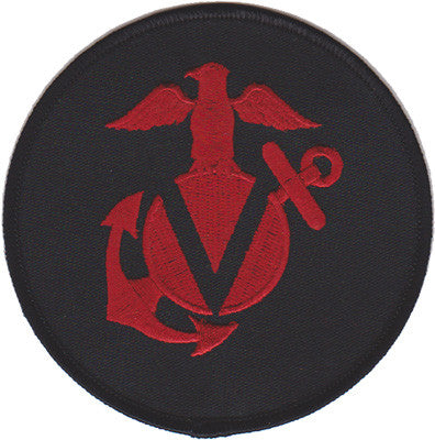 5th Marine Brigade WWI- No Velcro