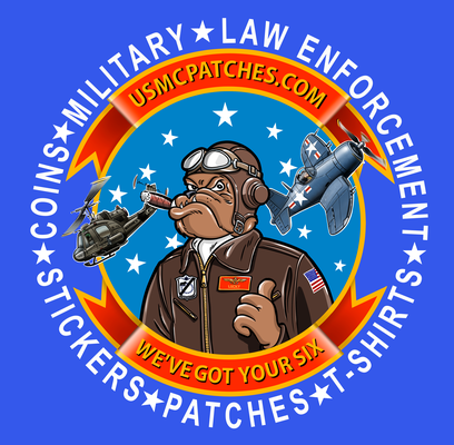 Military, Law Enforcement and Custom Patches by USMCinsignia.com
