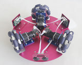 3WD Omni Wheel Starter Mobile Robot Kit