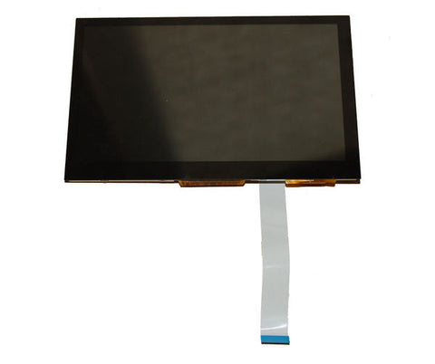 "1024x600 7"" LVDS LCD with Capacitive Touch for pcDuino3"