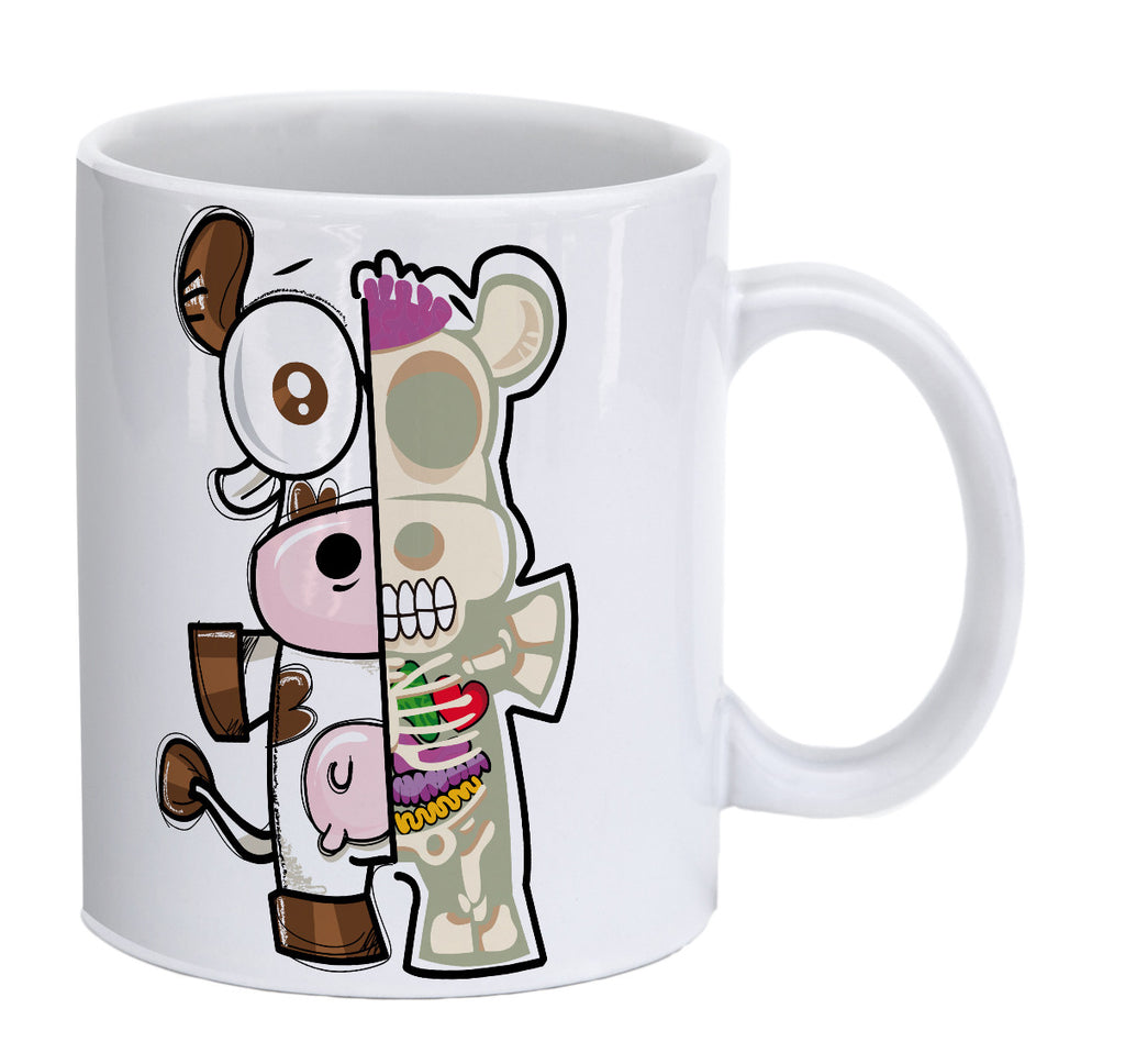 Mr. Oink Lucy's Anatomy Mug