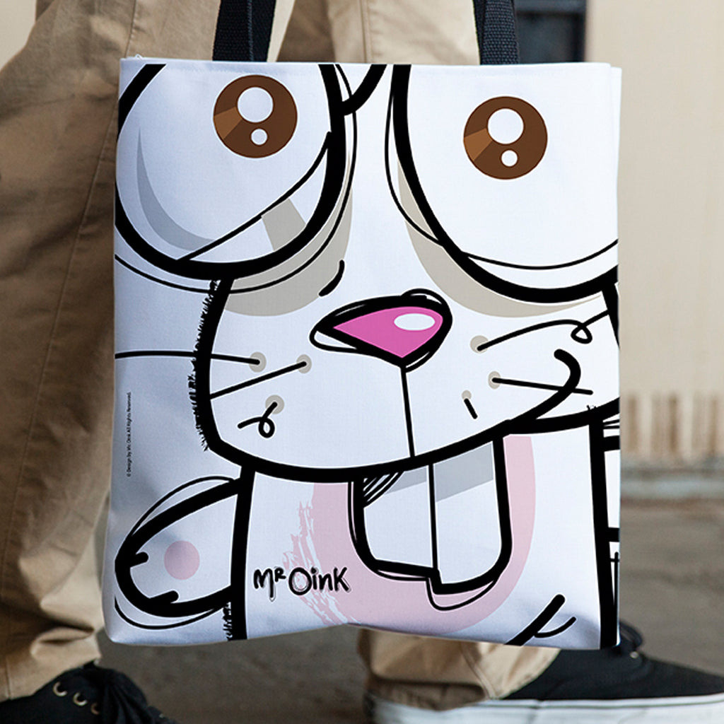 Mr. Oink Bunny In a Bag