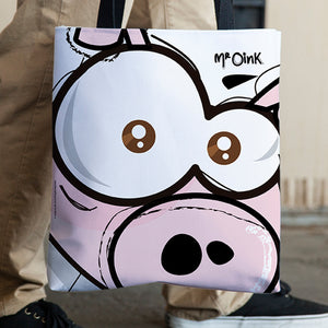 Mr.Oink in a Bag