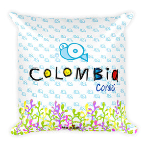 Pillow Corales