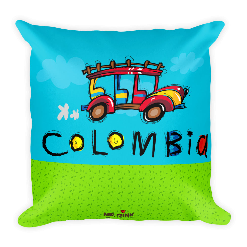 Pillow Chiva Color