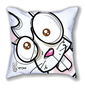 Mr. Oink Bunny's Pillow