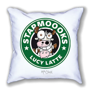 Mr. Oink Starmoocks Pillow
