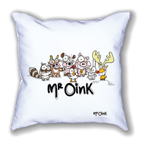Mr. Oink Pillow Pandilla
