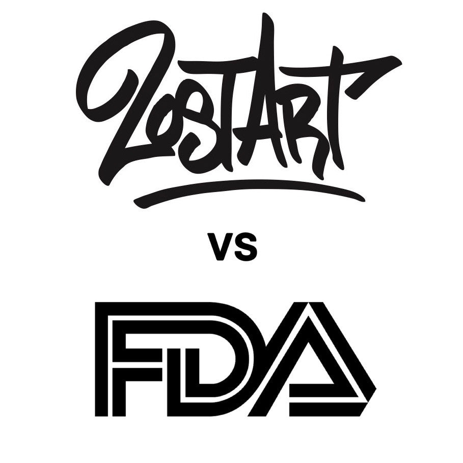 Lost Art vs FDA Update 7/26/17