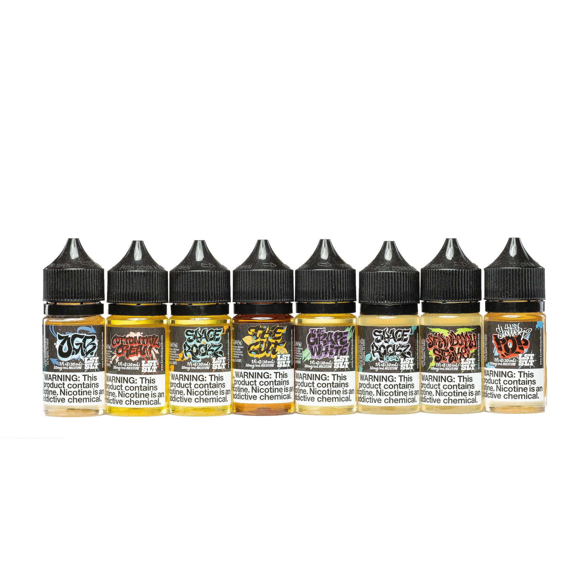 LST SLT Sample Pack