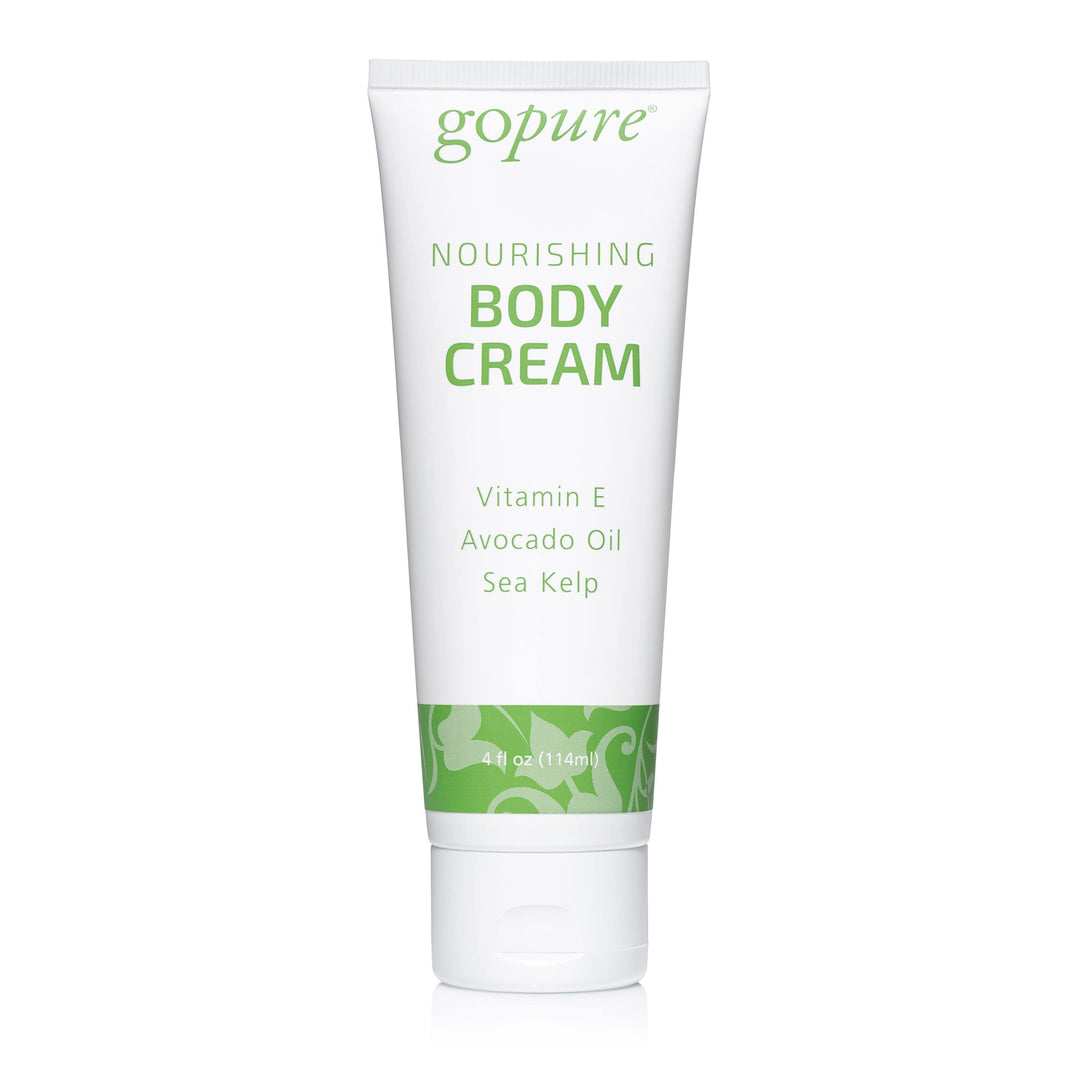 goPure Nourishing Body Cream