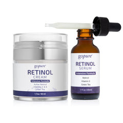 Retinol Facial Set