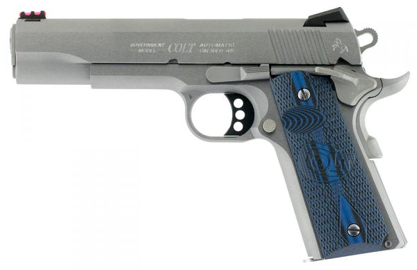 "COLT 1911 COMPETITION SERIES c.45 ACP 5"" STS"