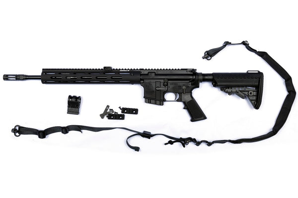 "Smith & Wesson M&P15 VTAC II 16"" 5.56mm, 3 Gun Ready"