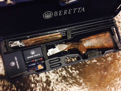 "Beretta DT10 sporting 30"" adjustable used 200rds fired"