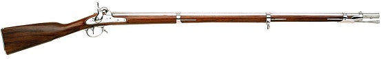 "CHIAPPA 1842 SPRINGFIELD MUSKET c. 69 SMOOTHBORE 42"" Barrel"