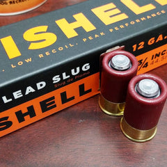 "AGUILA MINI SHOTSHELL 12GA 1 3/4"" 5/8 OZ 1250FPS SLUG"