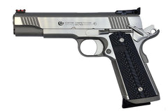 "COLT CUSTOM COMPETITION 1911 c.45 ACP 5"" STS STAINLESS STELL"