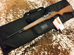 Springfield MA9102 M1A 308 WIN WALNUT STOCK CARBON BARREL 22""