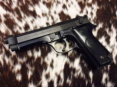 Beretta 92S Italian Police Surplus 9mm regular grade