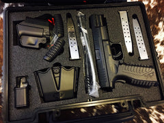 "Springfield XDM 40SW Competition series 5.25"" kit"