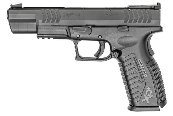 "SPRINGFIELD XDM COMPETITON 9MM 5.25"" W/2 MAGS"