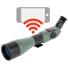 ATN X-SPOTTER HD 20-80x SMART SPOTTING SCOPE