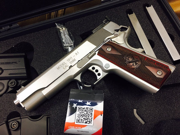Springfield 1911-A1 Range Officer 9mm STS