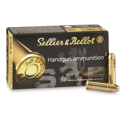 SELLIER & BELLOT c.38 SPECIAL 158GR. LFN