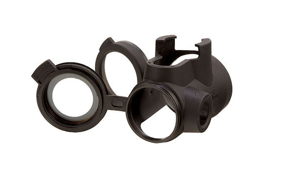 Trijicon Mro Cover Clear- Black