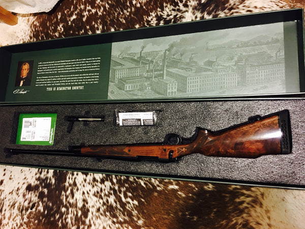Remington 700 - 200TH YEAR ANNIVERSARY LIMITED EDITION