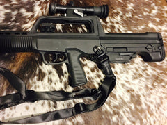 E.B Precision T97 Ambidextrous Sling Attachment Loop and Magpul MS2 sling combo