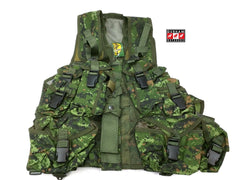 Canadian style Tactical Vest CDN DIGI Brand new