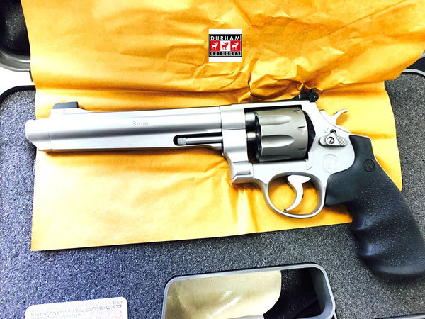 "Smith & Wesson 929 Jerry Miculey 9mm 8RD 6.5"" BRL"