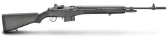 "SPRINGFIELD M1A c.308 WIN BLACK STOCK 22"" LOADED National Match  MA9226"