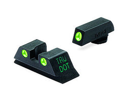 Meprolight Glock 9/357Sig/40/45Gap G/G Fixed Set Tru-Dot Nig