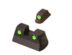 Meprolight Cz 75, 85, Sp01 Fixed Set Tru-Dot Night Sights