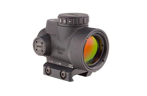 Trijicon Mro 2.0 Moa Adj. Red Dot With Low Mount