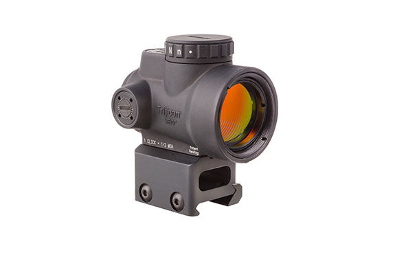Trijicon Mro 2.0 Moa Adj. Red Dot With Full Cowitness Mount