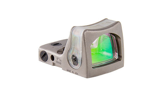 Trijicon Rmr Nickle Boron Dual Ill. Sight 7.0 Moa Amber Dot