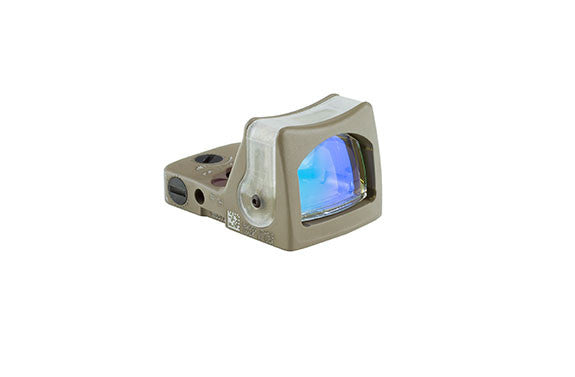 Trijicon Rmr Dual-Illuminated Sight 7.0 Moa Amber Dot Fde