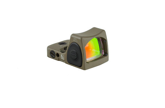 Trijicon Rmr Sight Adj. Led 3.25 Moa Red Dot Fde