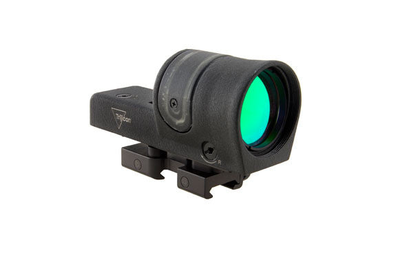 Trijicon 42Mm Reflex Amber 6.5 Moa Dot  W/ Flattop Mount