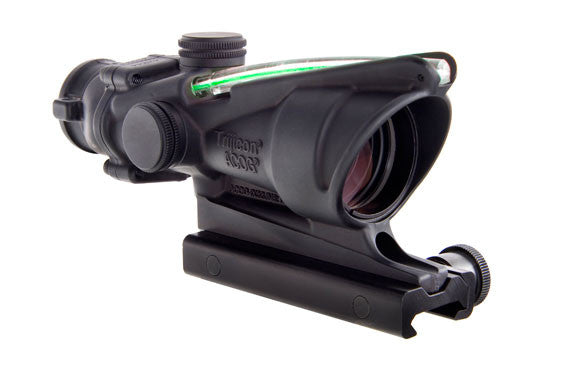 Trijicon Acog 4X32 Dual Illuminated Green Chevron W/ Ta51