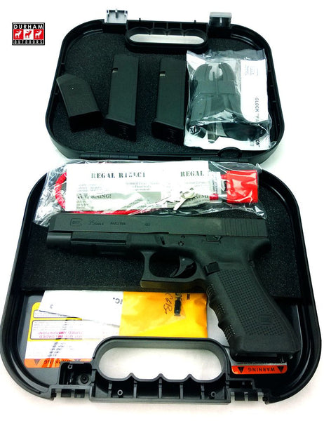 Glock G35 Gen4 .40 with Adjustable sight