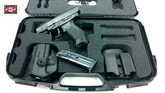 "Walther PPX 9mm Range Kit - 4.2"" Canadian Edition."