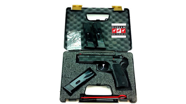 CZ75 SP-01 Shadow 9mm luger Black